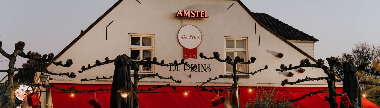 Eetcafé De Prins - restaurant, café, borrel, besloten feest, ontbijt, lunch, diner, high tea, high wine en leuke food evenementen.